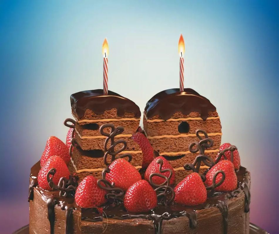 Поздравление, картинки торт поздравление