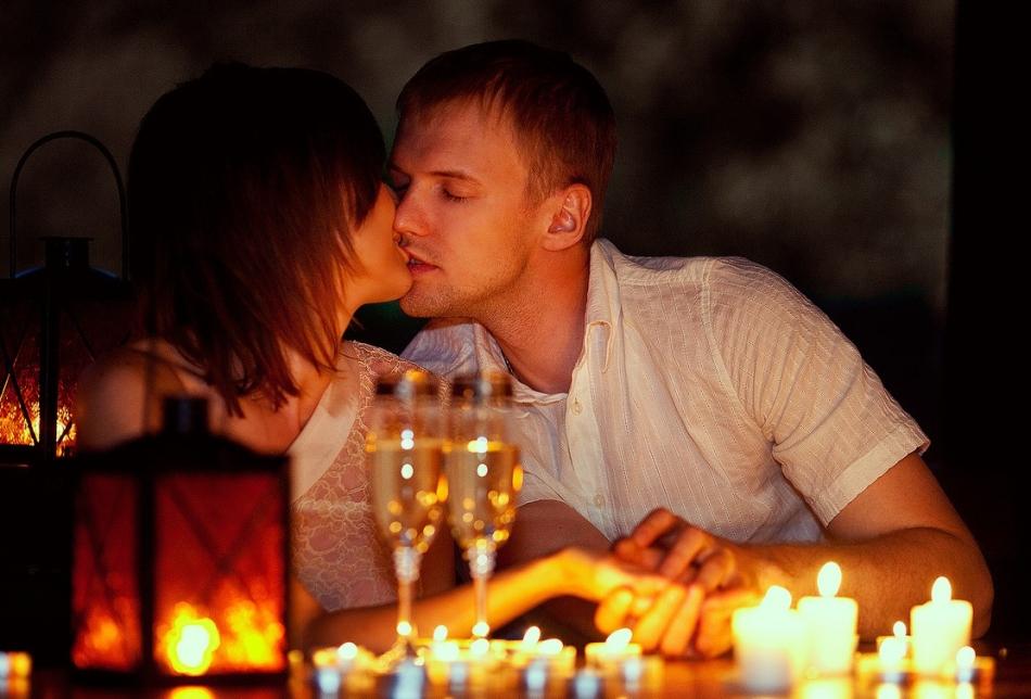 Романтика повышает либидо