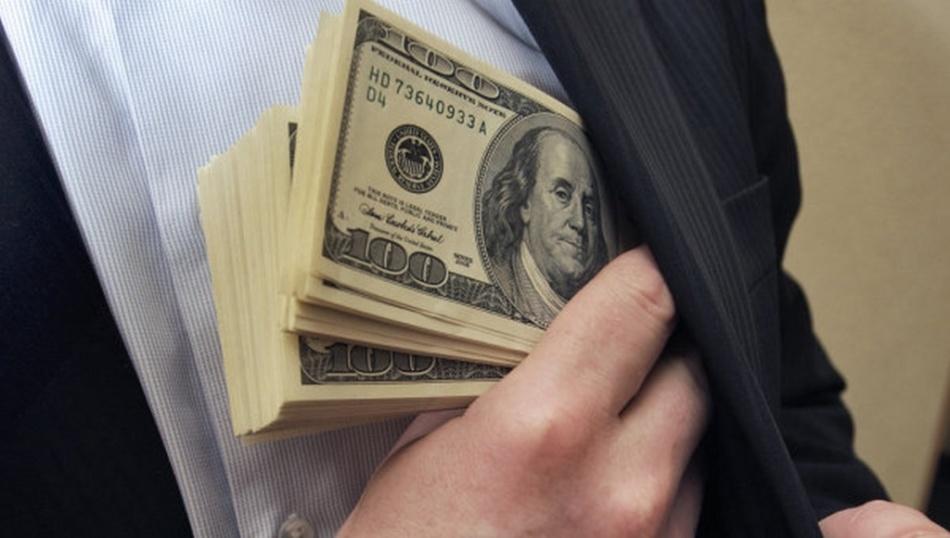 Откат для быстрого оформления банковского займа