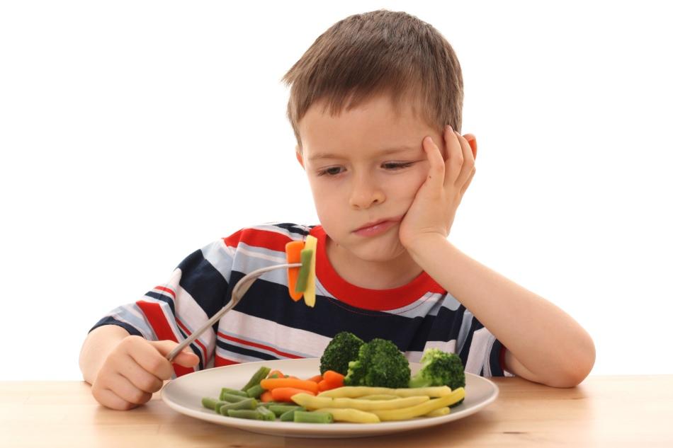 Одно из условий успешного лечения коклюша у детей - соблюдение диеты