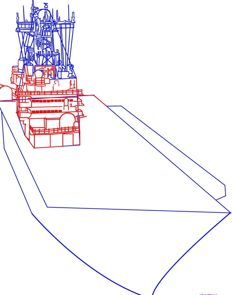 80dc9e8882b080b6c2c0699395d84aa5 Как нарисовать праздничный Парад военных кораблей на Параде Победы? Как нарисовать военный корабль карандашом и красками для ребенка поэтапно?    Класс Рисуем корабль в рукодельной энциклопедии Pro100hobbi