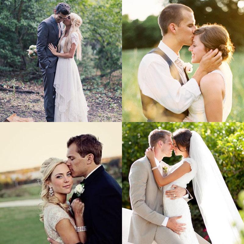 красивые позы для свадебной фотографии отмечали, что