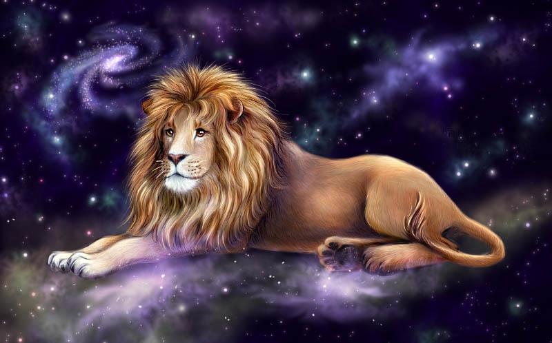 Под знаком льва в картинках