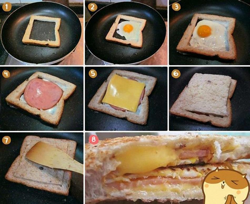 Как сделать бутерброд простой фото 331