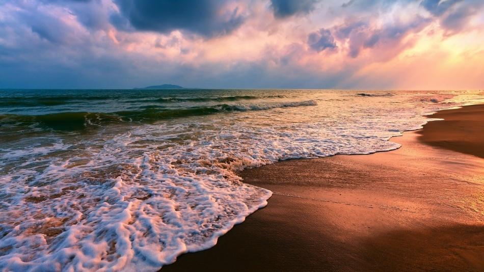 С нон, в котором вы увидели море
