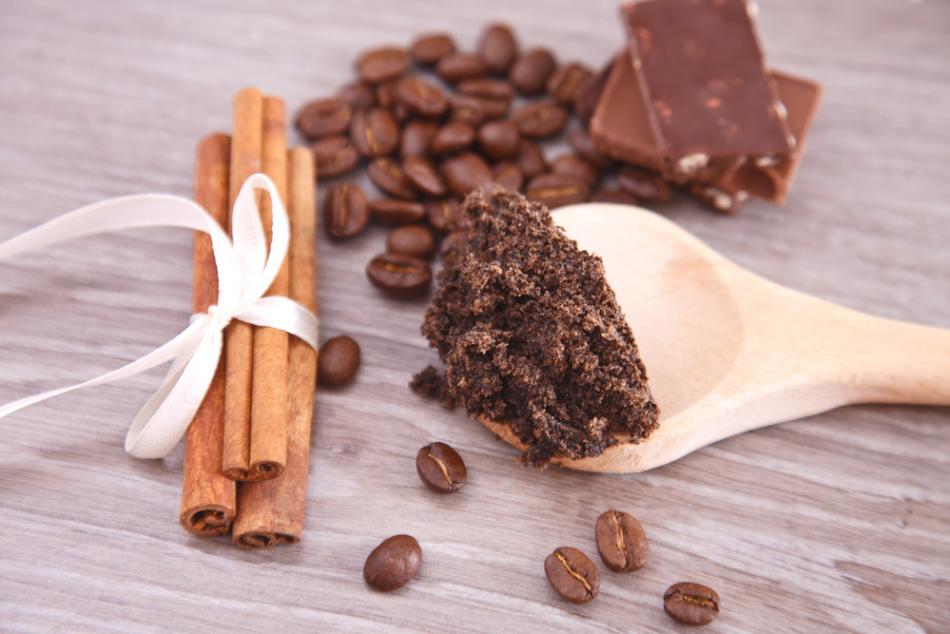 Кофейный скраб - секрет совершенства кожи