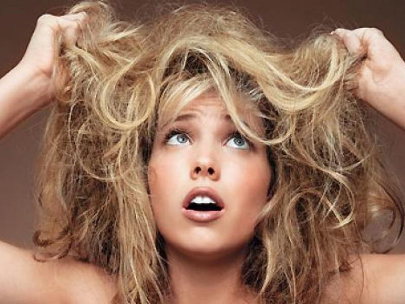 Никотиновая кислота спасет ломкие и безжизненные волосы