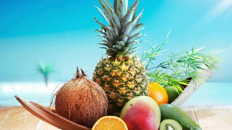 Экзотические фрукты нежелательны во время беременности