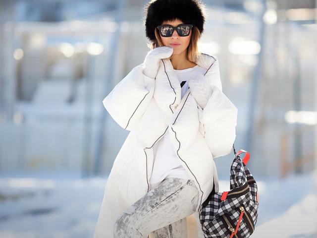 97da971fcf06 Уличная мода осень-зима-весна 2019 года для девушек и женщин: тенденции,  стильные образы, фото. Осенняя, весенняя и зимняя одежда для женской  уличной моды ...