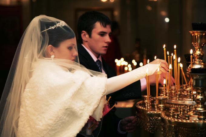Обряд венчания необходимо планировать заранее