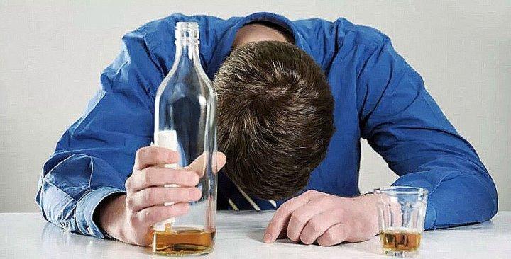 Недержание кала у алкоголиков