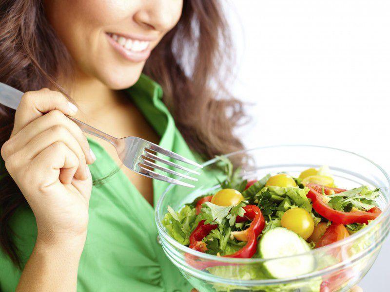 Употребляйте больше овощей