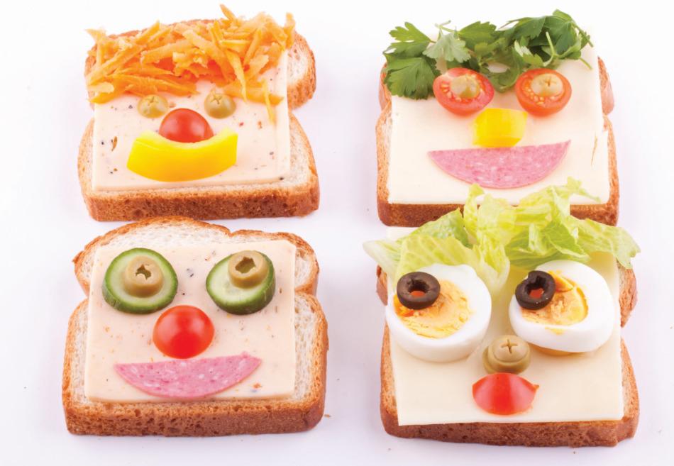 День рождения бутерброда прикольные картинки