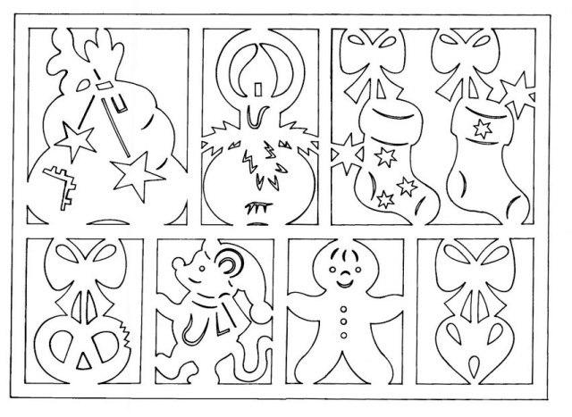 86ce24be5617082d9828df851dc0cfa1 Как сделать гирлянду из бумаги своими руками — схемы, шаблоны. Как сделать гирлянду из гофрированной бумаги. Гирлянды на день рождение, свадьбу, новый год в домашних условиях