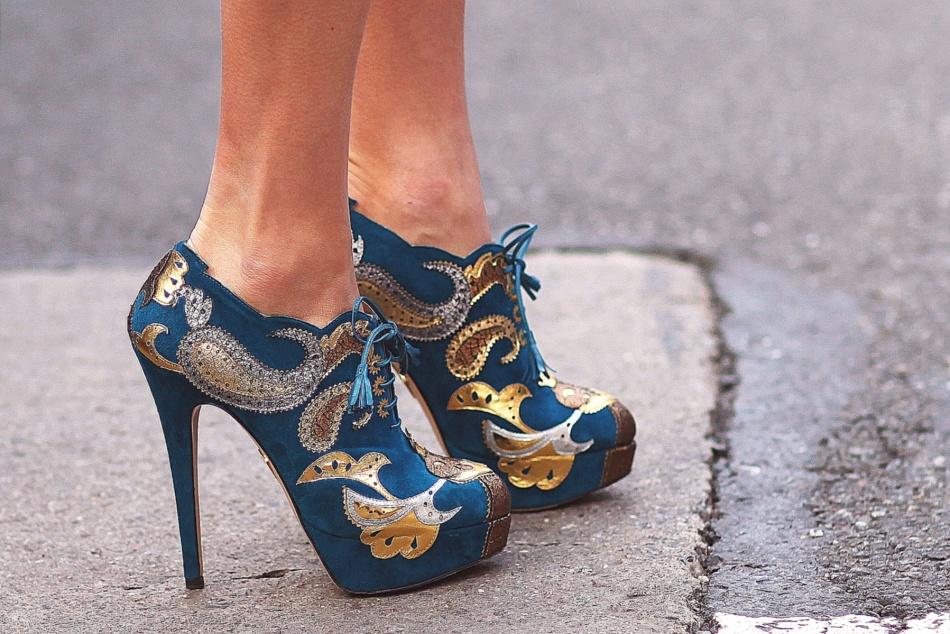 Приснилась красивая обувь