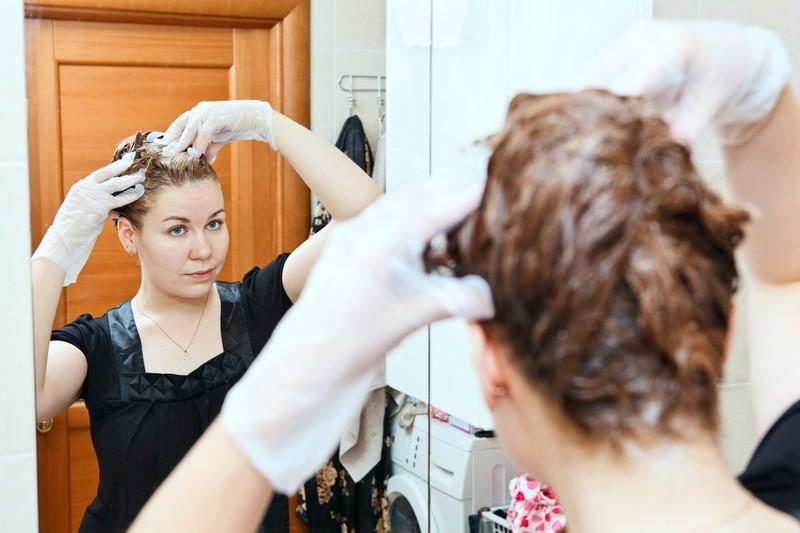 Лучшие краски для волос для домашнего использования
