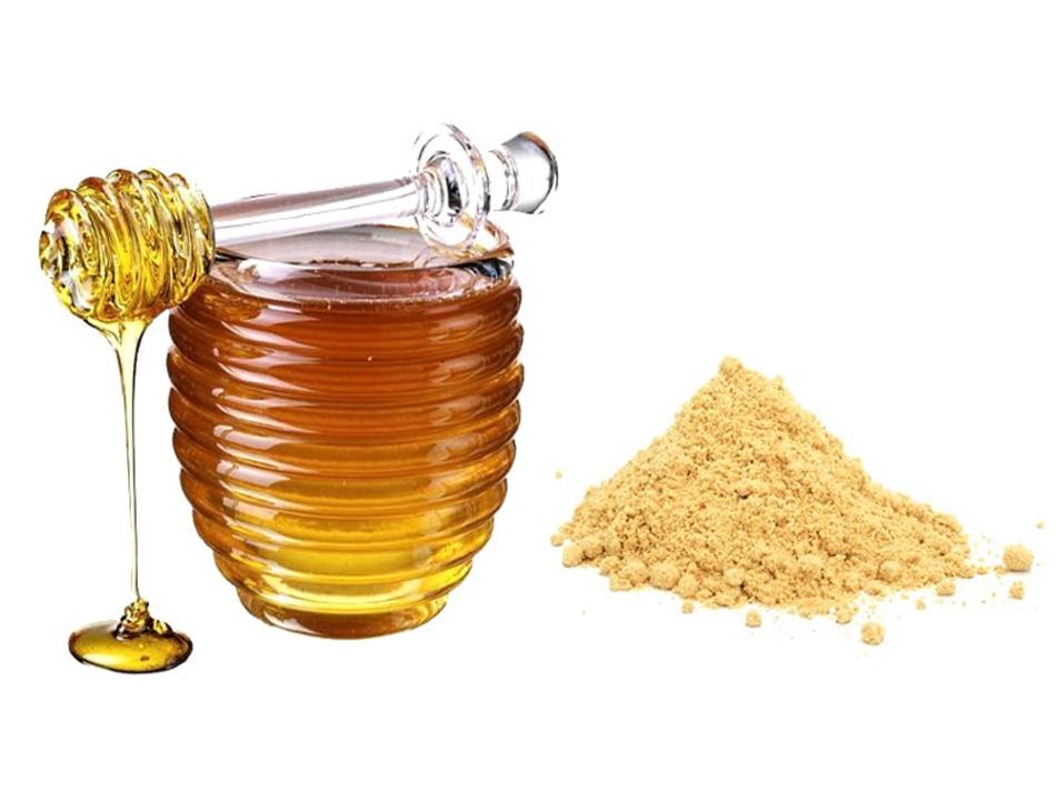 Хороший компресс от кашля из меда и ржаной муки.
