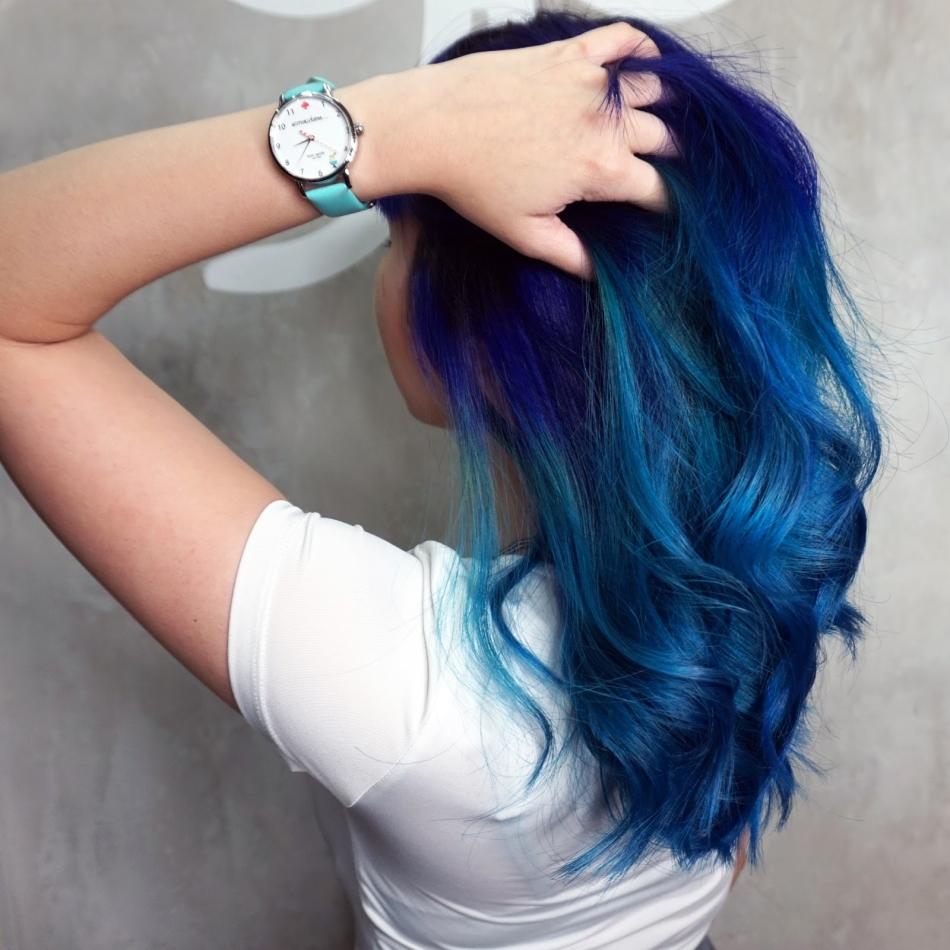 картинки покрасить волосы в тоник кто как живет