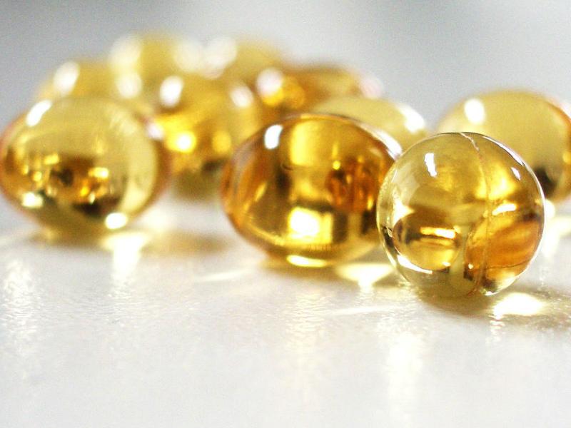 kapsuli-vitamina-e Косметика своими руками