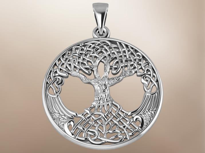 Амулет-символ древо жизни