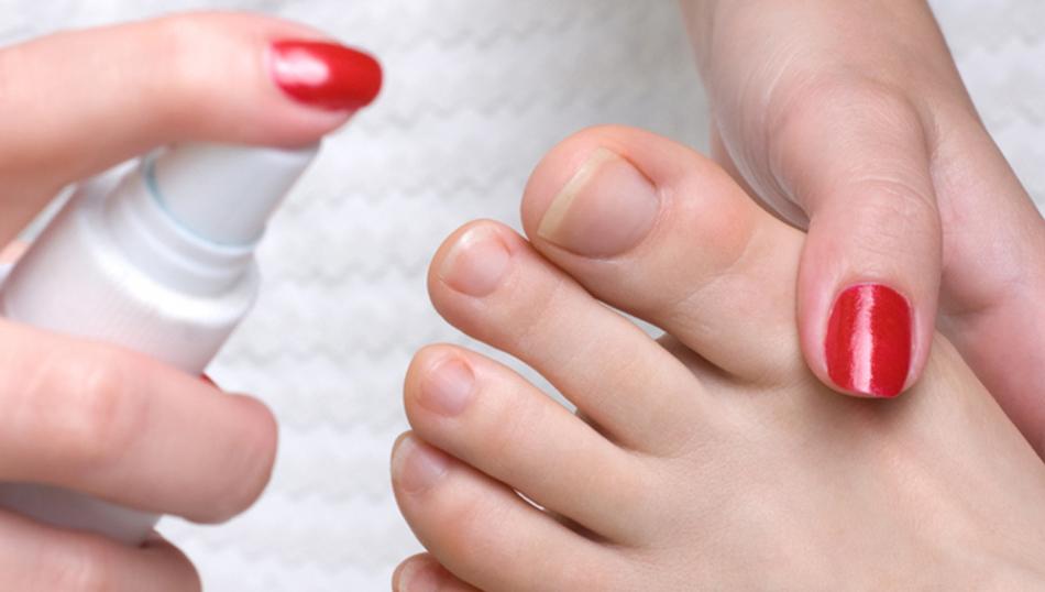Дома можно приготовить дезодорант для ног самостоятельно