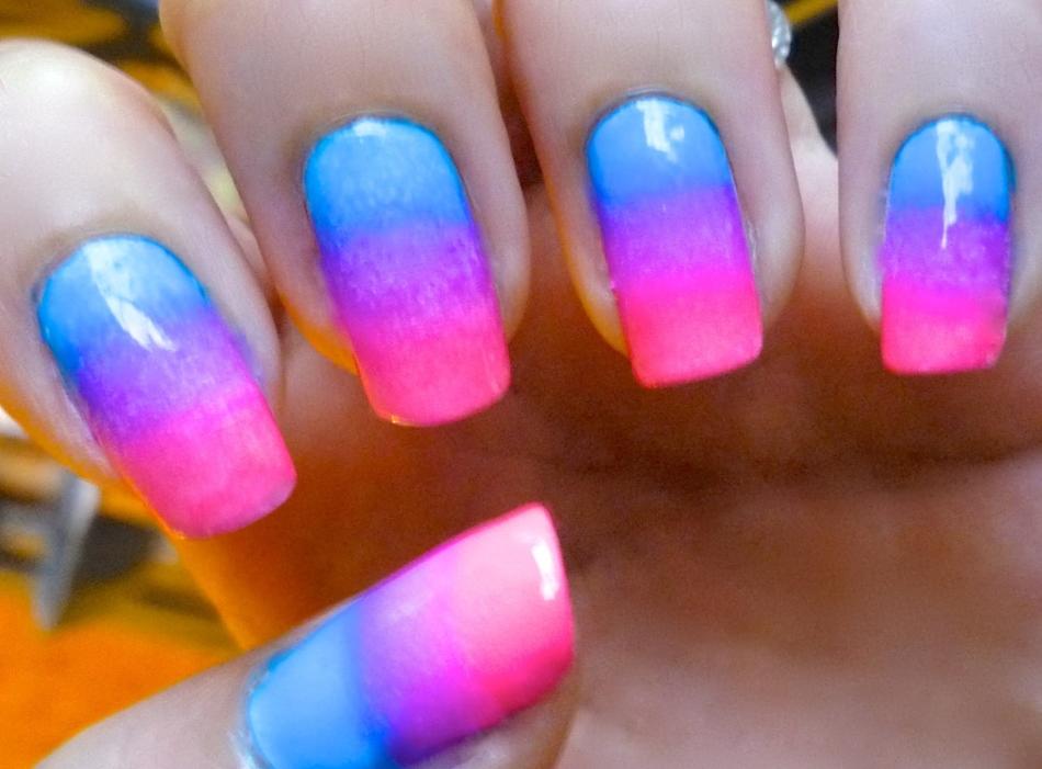 картинки накрашенные ногти ещё одной модификации