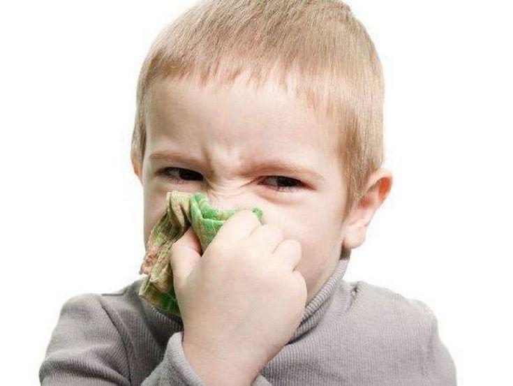 Причины возникновения гайморита у детей