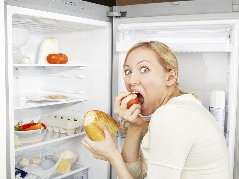 Меню на неделю исключает потребление фастфуда и калорийной пищи