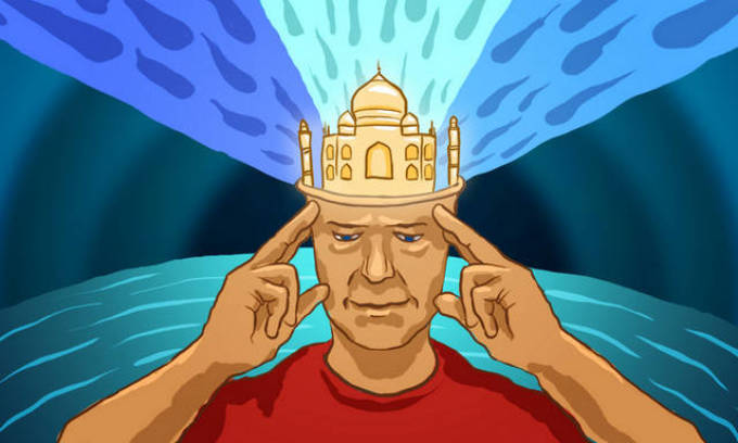 Как создать дворец памяти