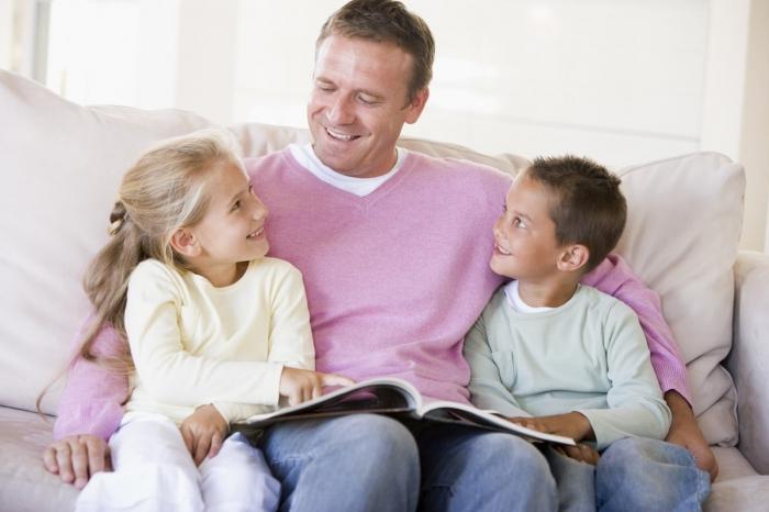Если муж считает, что двое детей достаточно для счастливой семьи, возможно, он прав.