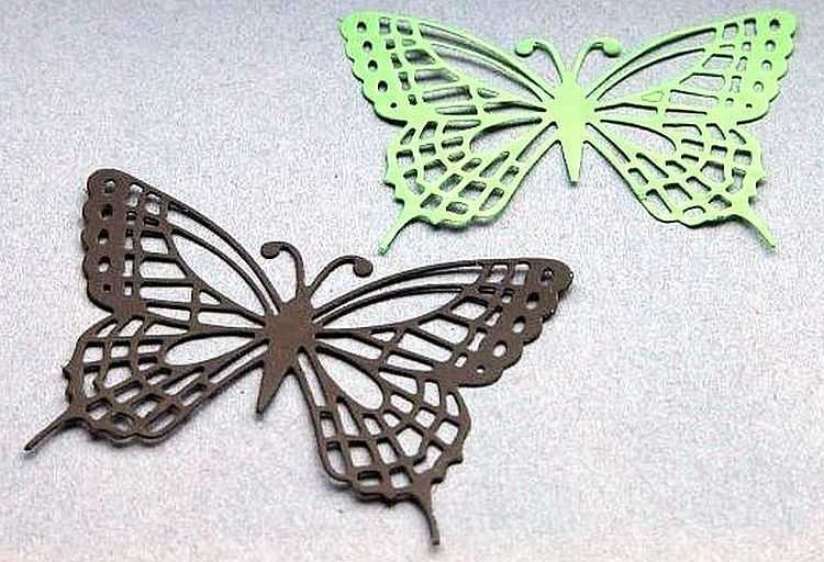 interesnie-trafareti-i-shabloni-babochek-dlya-virezaniya-na-okna Шаблоны цветов для вырезания из бумаги разных размеров. Бабочки из бумаги своими руками и трафареты для вырезания