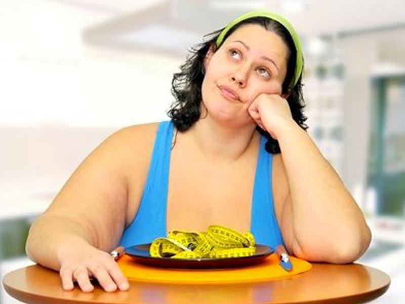 не худею на диете
