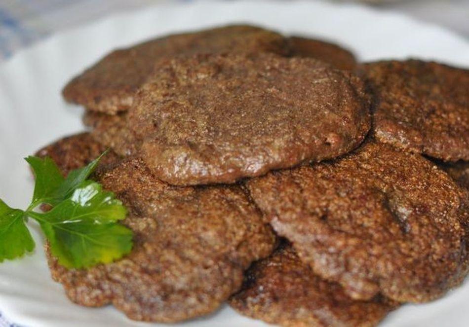 оладьи из печени говяжьей рецепт с фото диетические