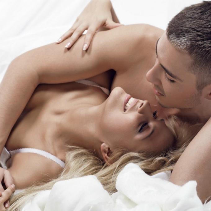 Секс примирение