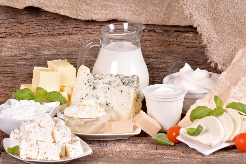 Молочные, кисломолочные продукты, сыры