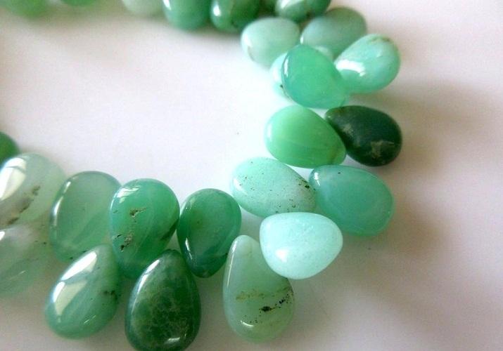 Насыщенность цвета отвечает за класс камня