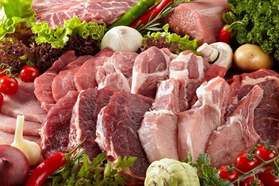 Мясо: виды и калорийность