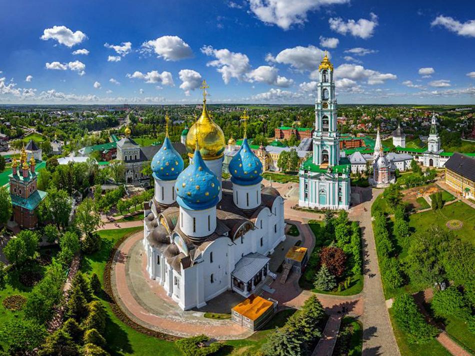 золотое кольцо россии достопримечательности фото
