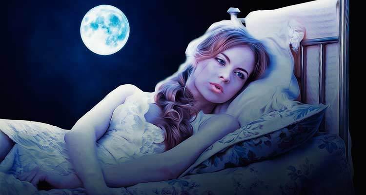Бывают сны, когда знаешь, что спишь