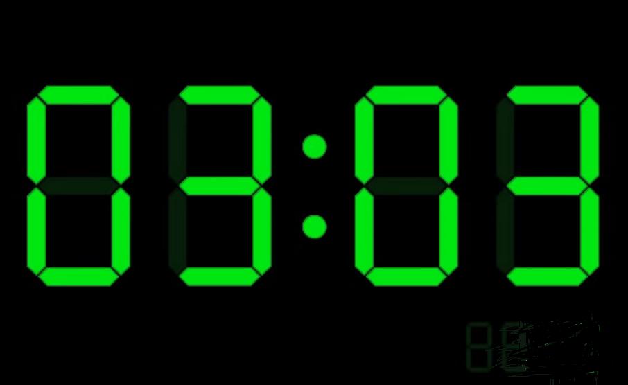 Что значит повторение цифр на часах