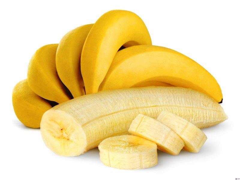 Банан - питание ребенка
