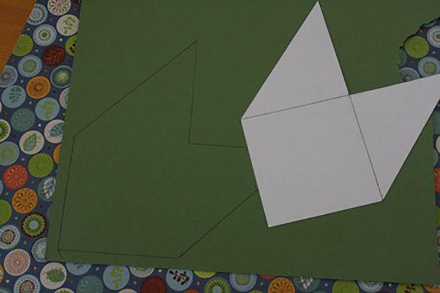 dolzhna-poluchitsya-takaya-virezannaya-kompoziciya-dlya-izgotovleniya-zakladki Закладка-уголок из бумаги для книг (оригами): как сделать своими руками