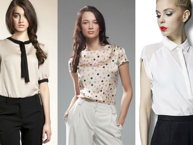 624aa7dd4e44 Как купить красивую стильную брендовую блузку на весну-лето, осень-зиму  2019 года с длинным и коротким рукавом в интернет магазине Ламода