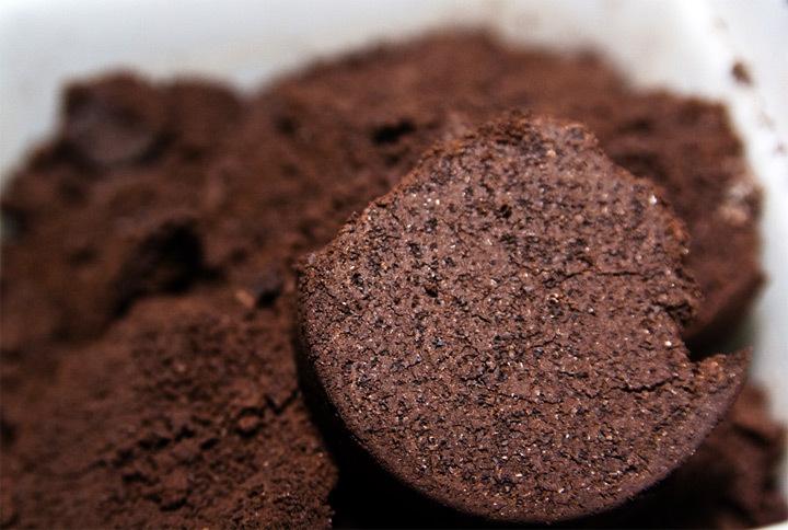 Кофейные отходы для улучшения субстрата
