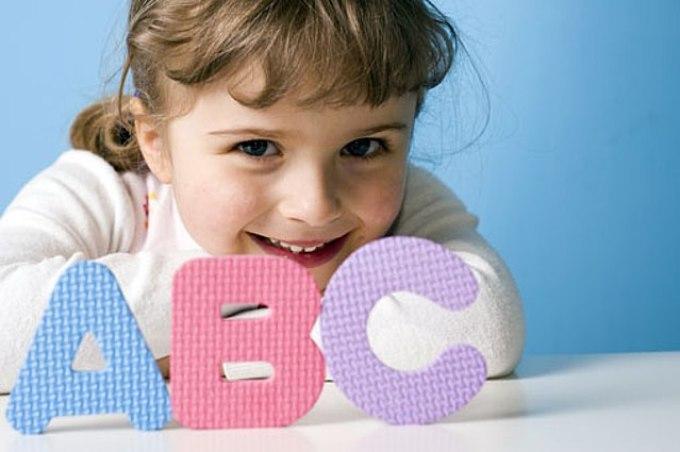 Когда учить ребенка буквам