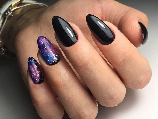 Как сделать втирку на ногтях из блесток