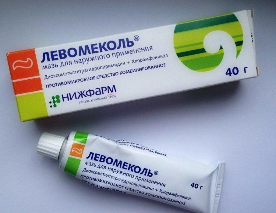 Левомеколь - отзывы о средстве