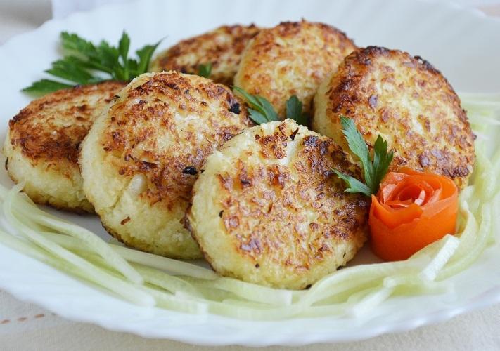 Самый простой рецепт капустных котлет
