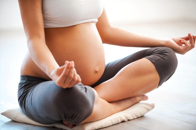 Правильный образ жизни — отличная профилактика гестоза беременных