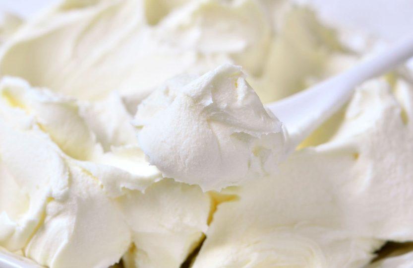 Густой cream чиз
